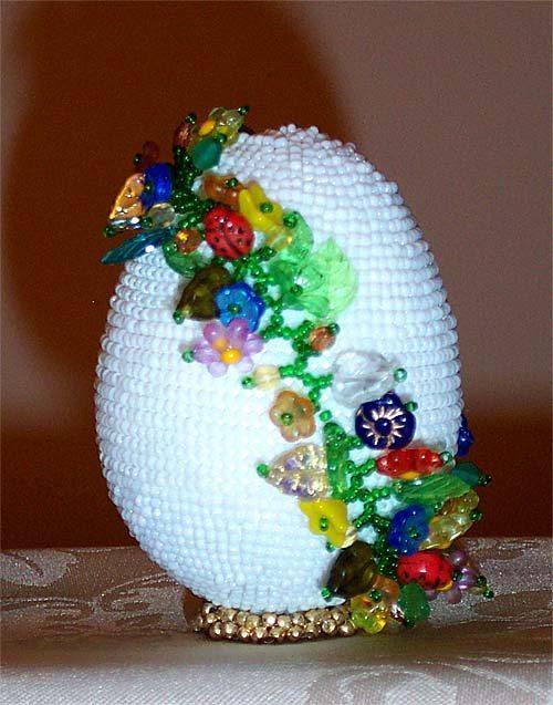сувениры из бисера делать несложно и приятно!