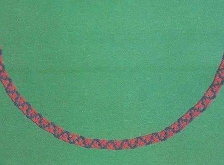 Схемы бисероплетения колье