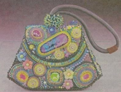 сумки из бисера