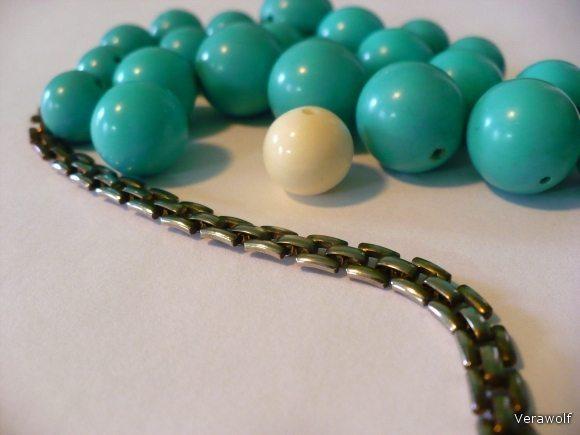 бисероплетение ожерелья - материалы