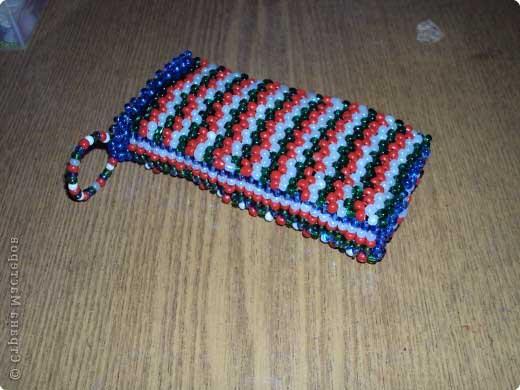 Плетение из резинок чехлов