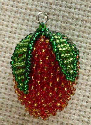 плетение из бисера для начинающих схемы