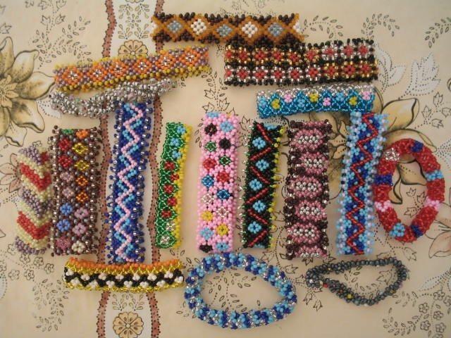 Фенечки из бисера - самые модные и оригинальные украшения.