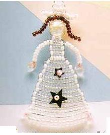схема плетения знака зодиака - дева
