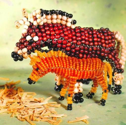 плетем лошадь