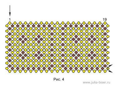 схема пуговиц