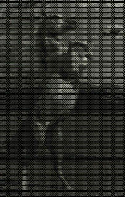 Как сделать лошадь из бисера