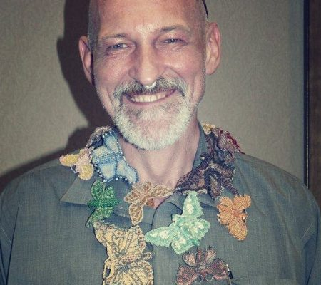 Huib Petersen: мастер бисероплетения