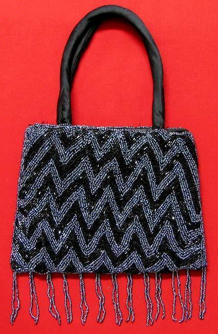 И другие сумки из бисера: