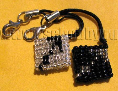 брелок на ключи со знаком зодиака