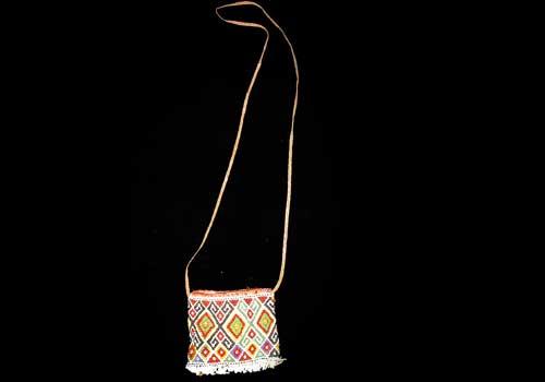 Бисероплетение сумочки