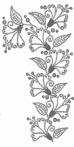 Вышивка бисером - Схема 3.