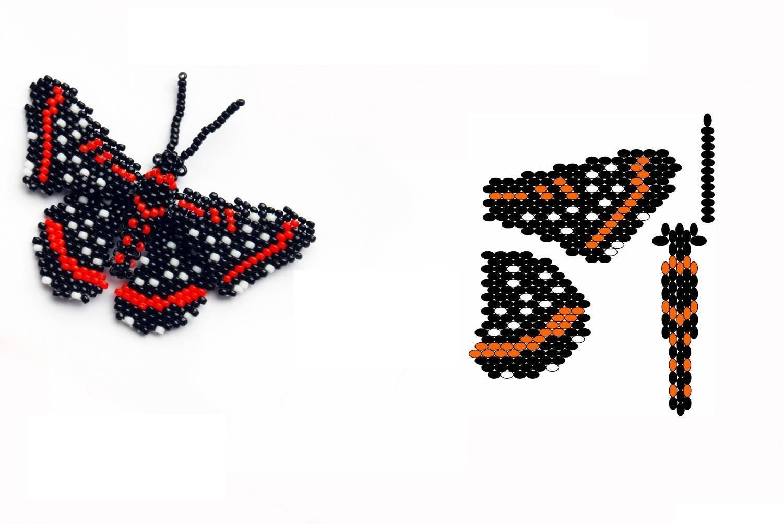 Сумочки из бисера и схемы плетения