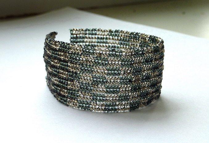 Техника плетения ндебеле.
