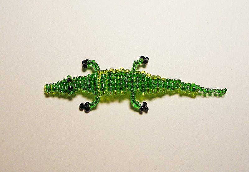 звери из бисера схемы плетения для начинающих.