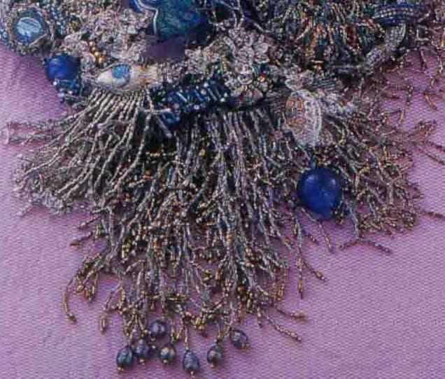 бисерные кораллы схема