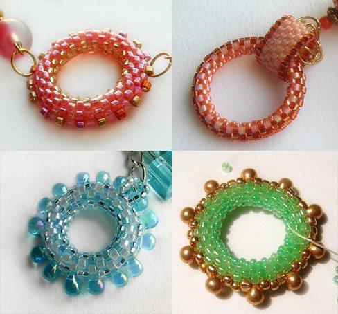 плетем по схеме круг