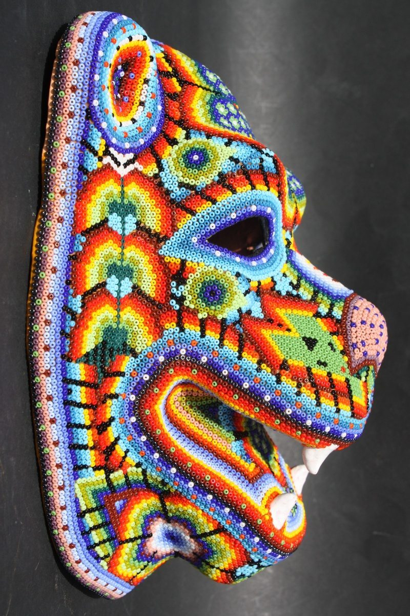 схема для бисероплетения маска