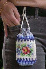 сумочка из бисера своими руками