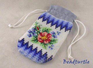 бисерная сумка