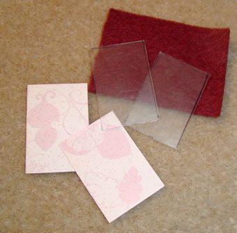 Материалы для сувенира из бисера