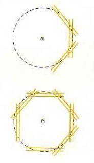 изготовление из бисера - схема