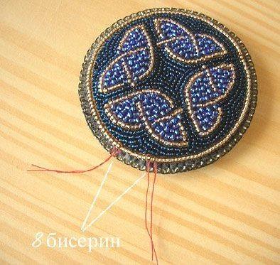 Схема цветов мозаичным плетением фото 634