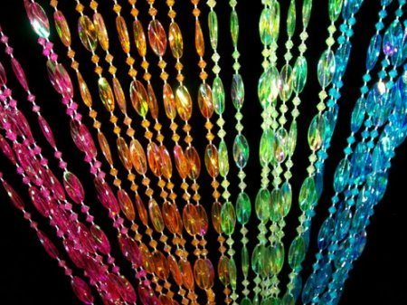 бисерные шторы