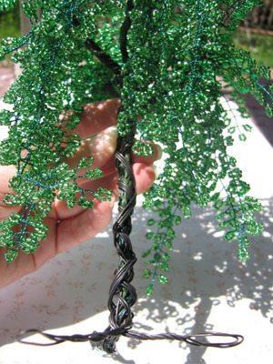 Формируем ствол дерева