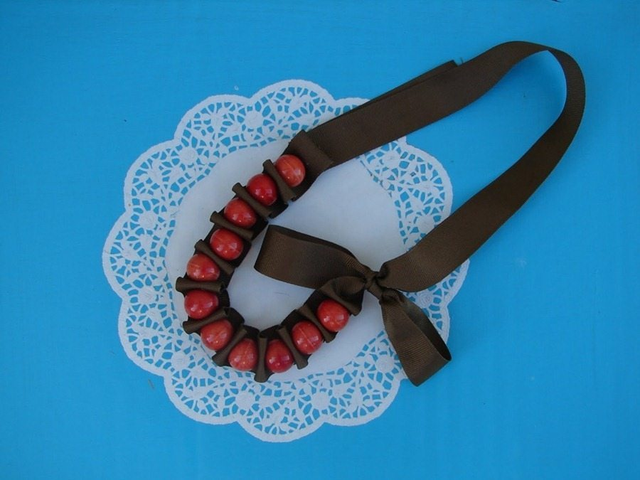ожерелье сафари