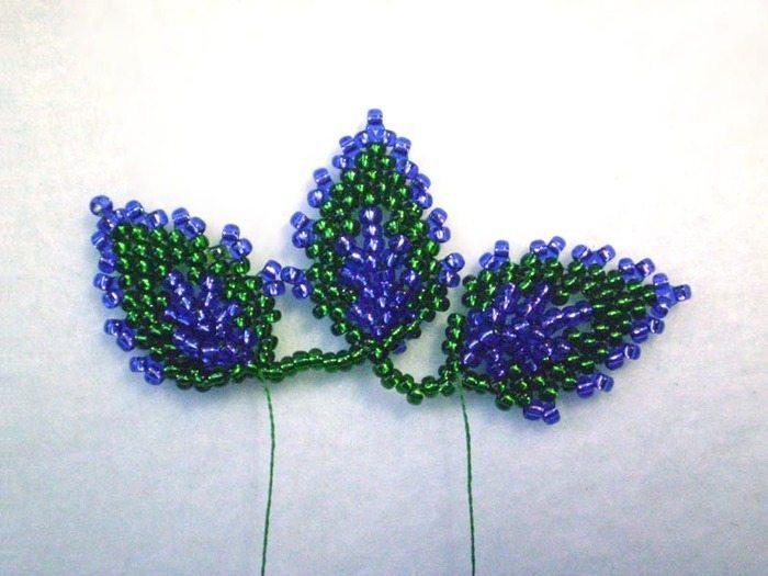 Кубик из бисера схема плетения фото 622
