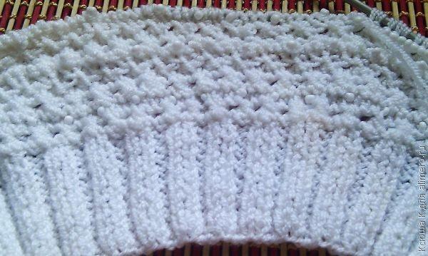 использование бисера в вязании