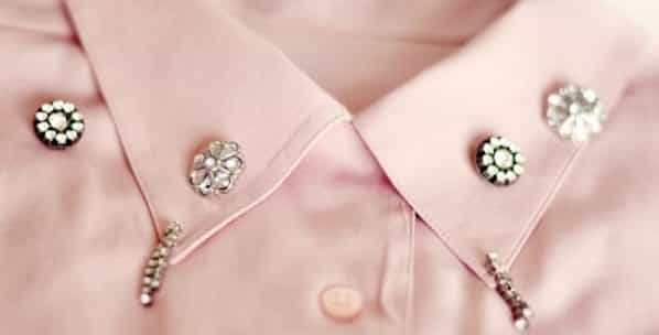 Collar Tips из бисера