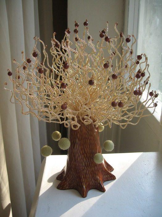 Необычные дерево своими руками