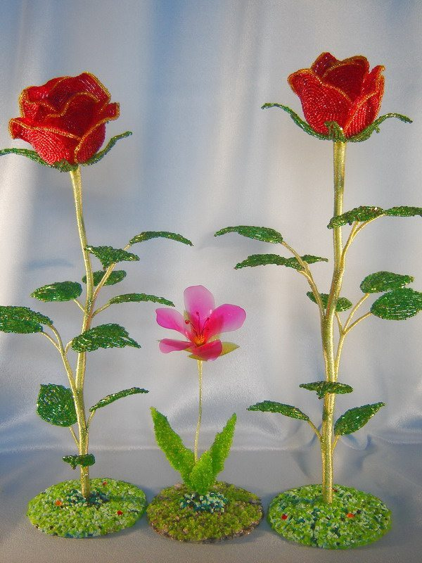 Знаменитые розы Крамаренко