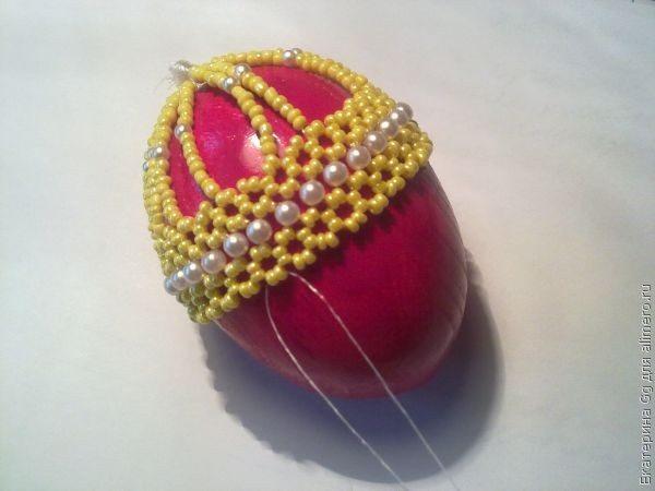Пасхальное яйцо для начинающих