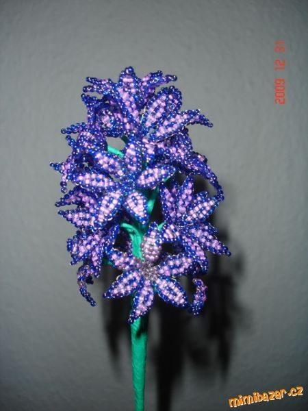 Сплести такой цветок на самом