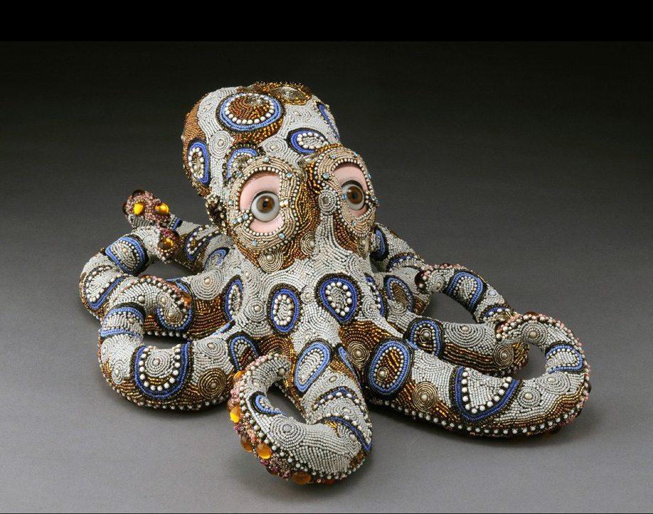 Бетси Юнгквист - сказочный мир мозаики