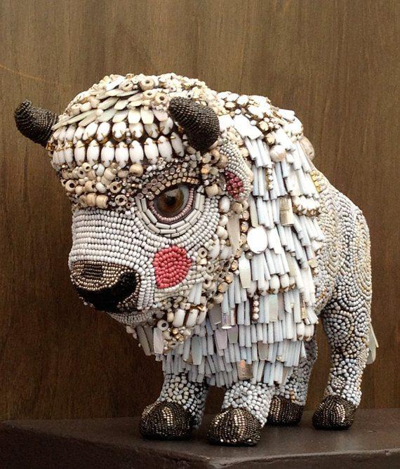 скульптура из бисера