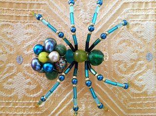 галерея пауков своими руками