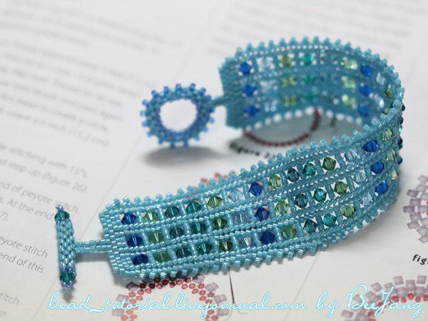 Плетеный браслет: мастер класс