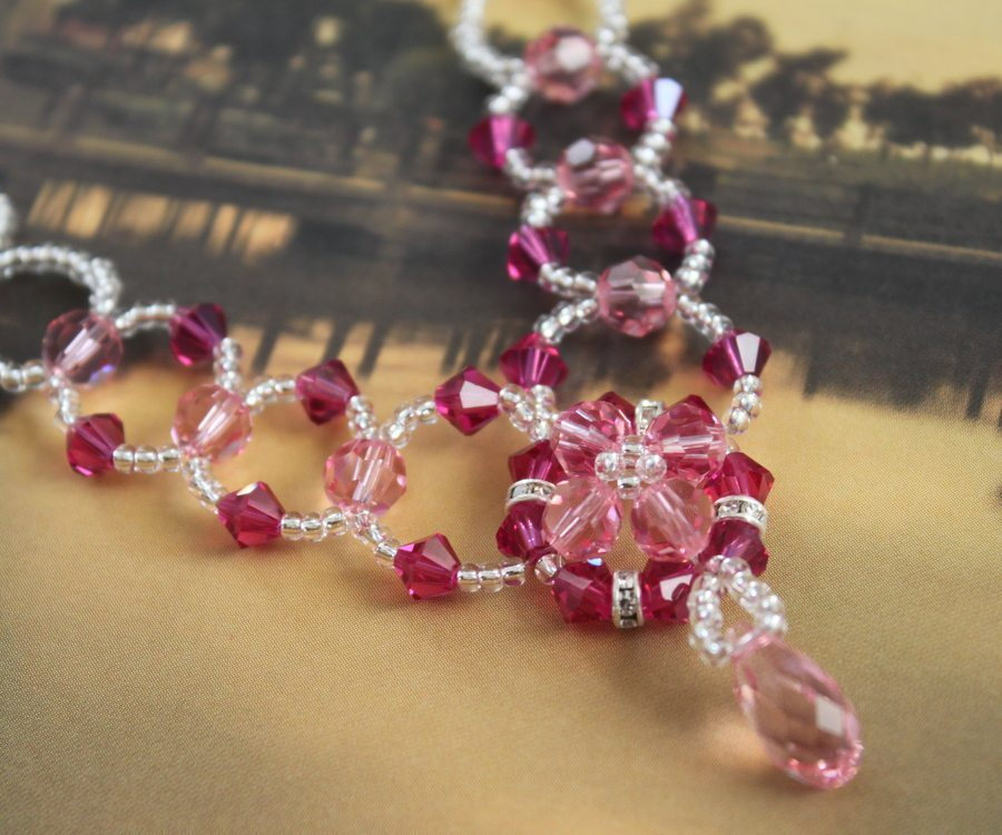 Мастер класс по изготовлению ожерелья