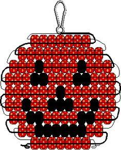 Схема плетения тыквы