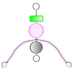 Феи из бисера и бусин: схема плетения 5