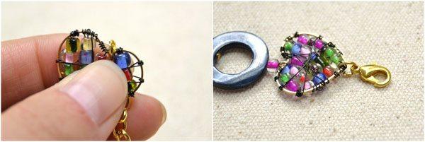как сделать браслет в стиле бохо