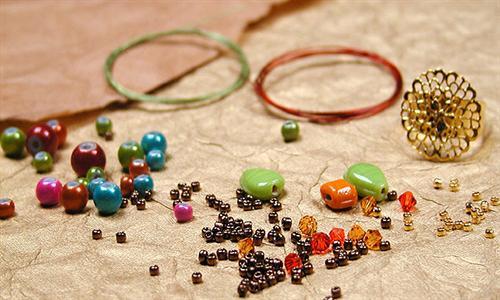 Материалы для кольца из бисера
