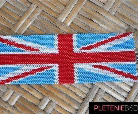 Схемы плетения браслетов из бисера в технике кирпичиком
