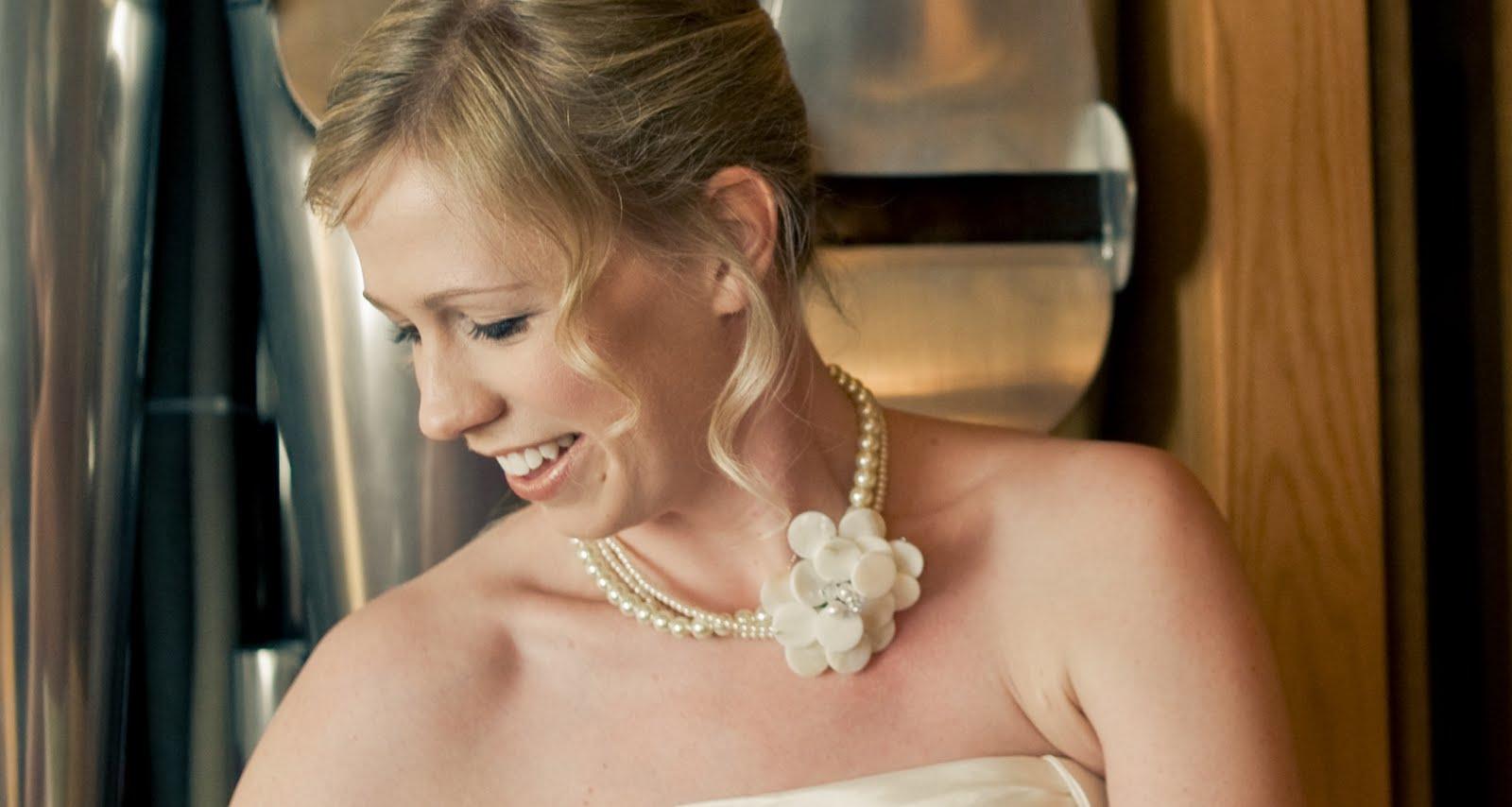Свадебная бижутерия из бисера и бусин
