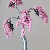 Бисерные деревья