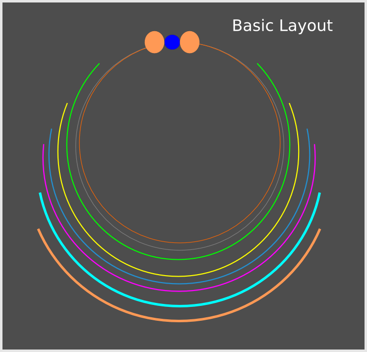 Серьги из бисера - схема плетения